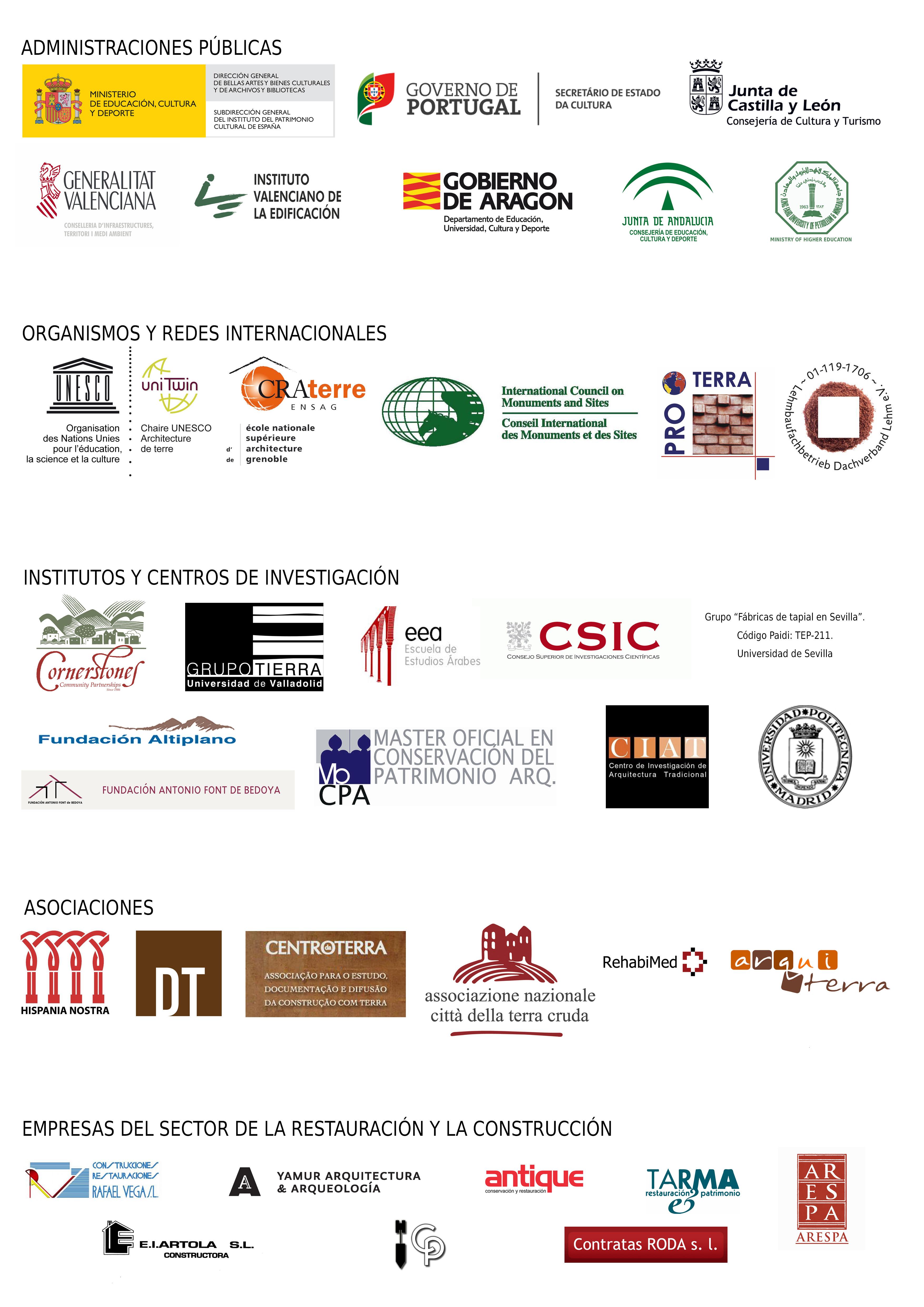 Logos entidades colaboradoras3